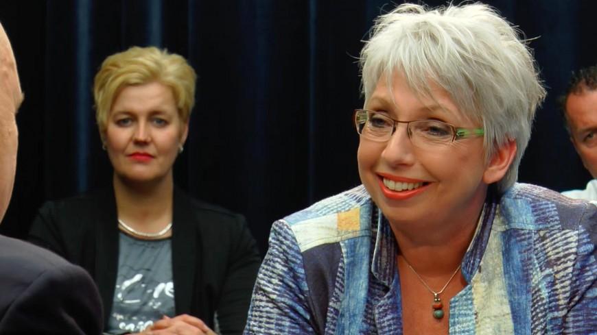 Op uitnodiging van de businessclub Gelderland Gastvrij gaf prof. dr. Dolly Verhoeven een 'inkijkje' in de Gelderse gastvrijheid.